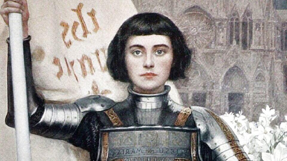 O Dia de Joana D'Arc